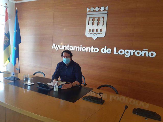 El portavoz del Equipo de Gobierno, Kilian Cruz