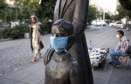 Coronavirus.- Aumenta a más de 350.000 contagios y 20.000 fallecidos el balance de la pandemia en Irán