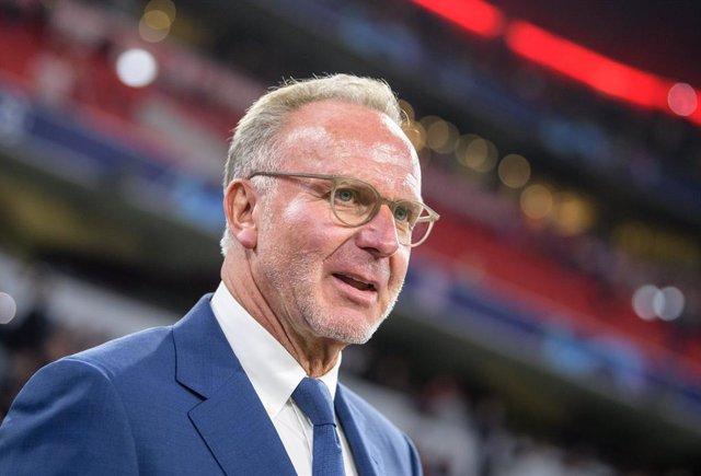 Fútbol.- El Bayern de Múnich pide que los aficionados vuelvan a los estadios