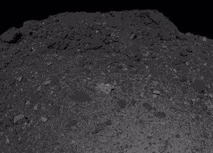 VIDEO Aproximación rasante de la nave OSIRIS-REx al asteroide Bennu