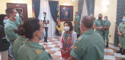 Defensa eleva el nivel de alarma del contingente español en Mali y decidirá su futuro en el seno de la UE
