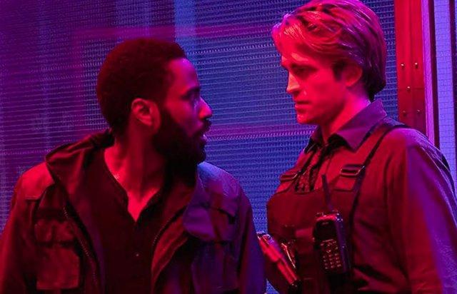 Robert Pattinson y John David Washington, protagonistas de Tenet