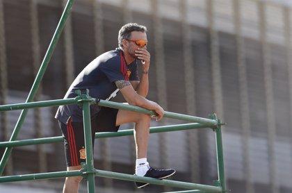 Fútbol/Selección.- Luis Enrique anunciará este jueves su lista para los partidos contra Alemania y Ucrania