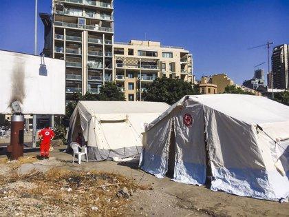 Coronavirus.- Líbano sufre un repunte de contagios de coronavirus tras las explosiones en Beirut