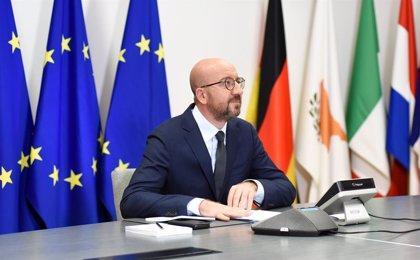 Grecia/Turquía.- La UE reitera su solidaridad con Grecia y Chipre y amenaza con medidas contra Turquía