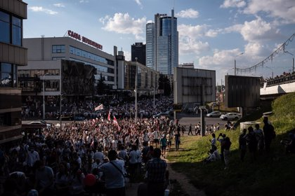 Bielorrusia.- Lukashenko anuncia la formación de su nuevo gobierno en medio de las protestas contra su reelección