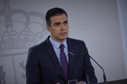 España.- Pedro Sánchez condena un nuevo crimen por violencia de género en Cartagena (Murcia)