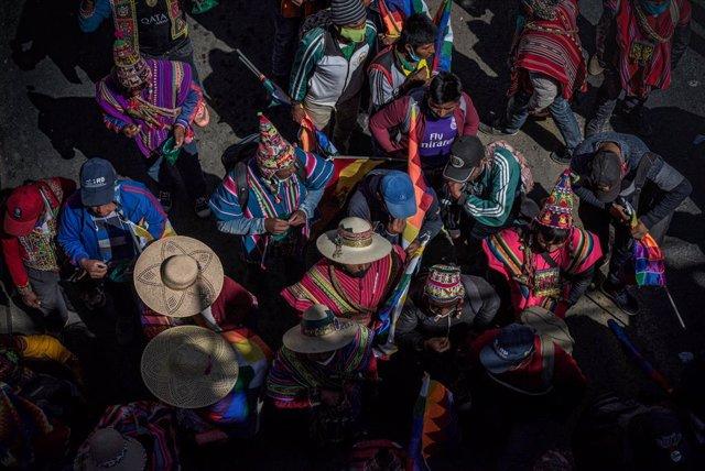 Coronavirus.- Bolivia alcanza un nuevo pico de la pandemia al registrar más de 2