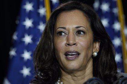 EEUU.- Kamala Harris asume de manera oficial su candidatura a vicepresidenta demócrata de EEUU para las elecciones