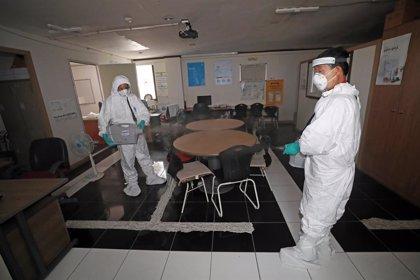 Coronavirus.- Corea del Sur alerta de que el último rebrote de Seúl está cerca de estallar a nivel nacional