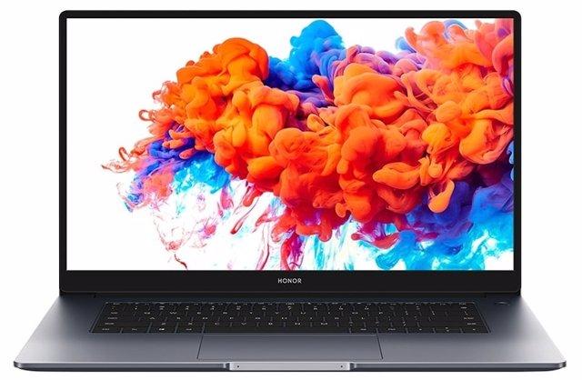 Honor lanza el portátil MagicBook 15, con procesadores AMD Ryzen 5 y marcos de 5