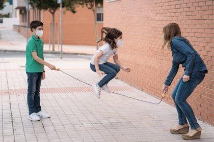 Juego y actividad física, imprescindibles para el desarrollo emocional en niños