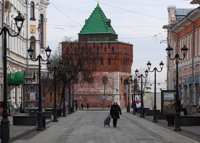 Coronavirus.- Rusia supera los 942.000 casos tras registrar más de 4.700 contagi