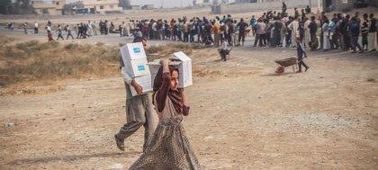 """La OMS reivindica la labor de los trabajadores humanitarios: """"Están siendo puestos a prueba como nunca antes"""""""