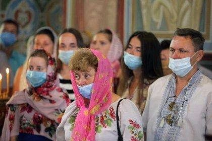 Coronavirus.- Ucrania rebasa por primera vez los 2.000 contagios de coronavirus en un día