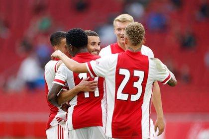 Fútbol.- El Ajax logra billete directo para la próxima Liga de Campeones