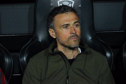 """Luis Enrique: """"No tengo ninguna duda de que el Barça va a superar este momento"""""""