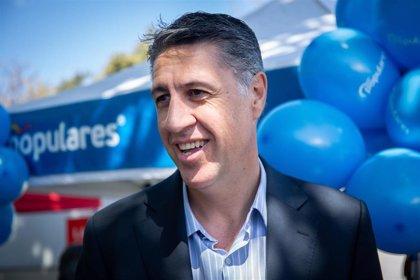Casado promociona a Xavier García Albiol como nuevo presidente del Comité de Alcaldes del PP