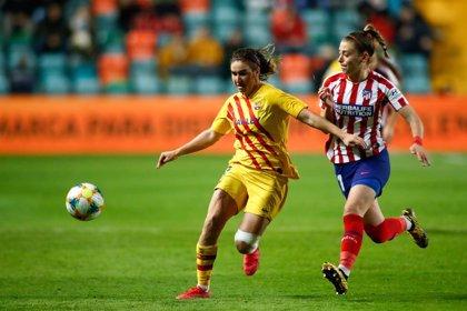 Fútbol.- (Previa) El Barça y el mermado Atlético se enfrentan en la Champions femenina