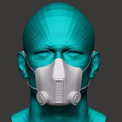 Una compañía española desarrolla una mascarilla con rayos ultravioleta que elimina el virus de COVID mientras se respira
