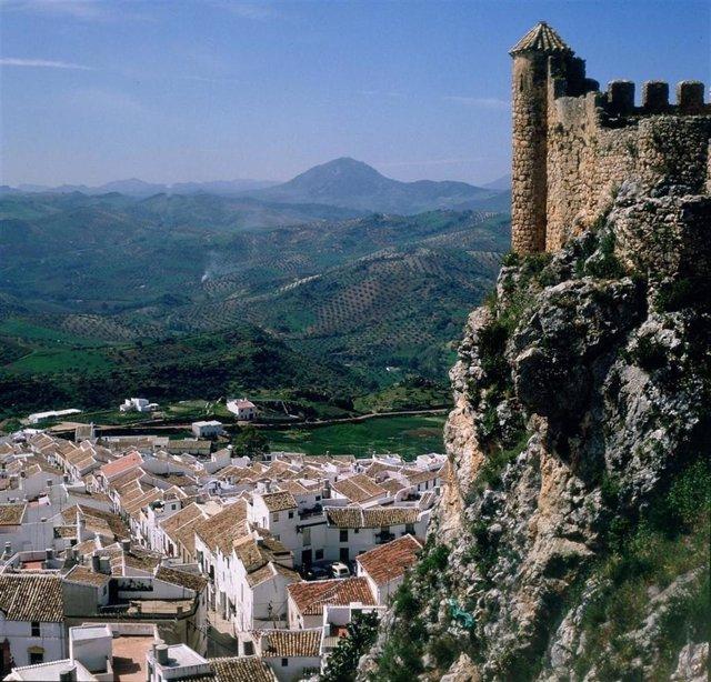 Castillo de Olvera (Cádiz)