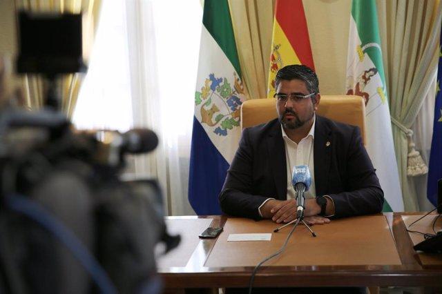 Josele González, alcalde de Mijas