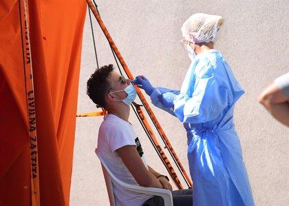 Coronavirus.- Croacia encadena un nuevo máximo de contagios de coronavirus