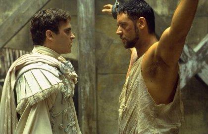 Russell Crowe explica como Gladiator 2 traería de vuelta a Máximo Décimo Meridio