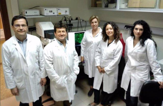 Las investigadores del Incliva que han participado en la investigación
