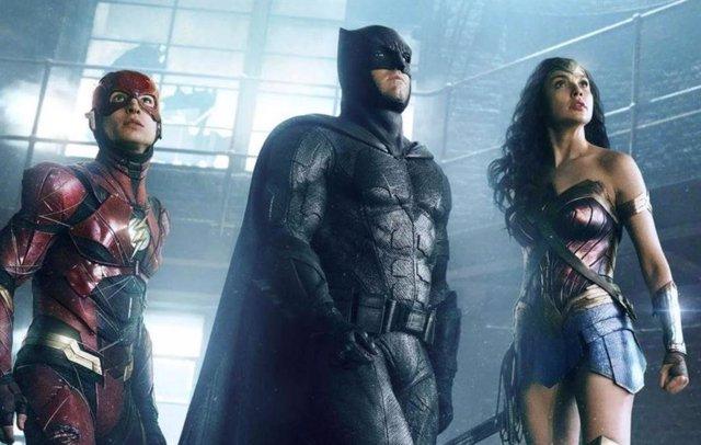 Escena de 'Liga de la Justicia'
