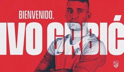 El Atlético ficha al croata Ivo Grbic como sustituto de Adán