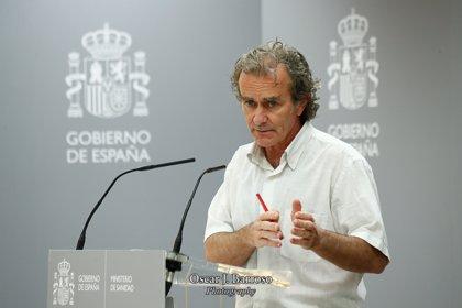 """Cvirus.-Simón afirma que los 'influencers' de España pueden """"ayudar a controlar la epidemia"""" con su visibilidad"""