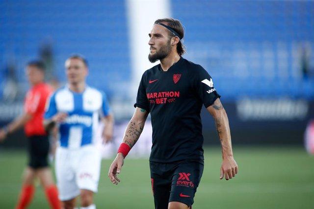 """Fútbol/Liga Europa.- Gudelj: """"Podemos ganar a cualquier oponente, tenemos plena"""