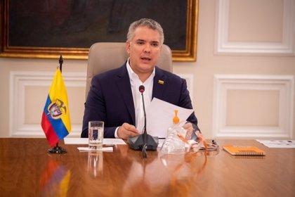 Venezuela.- Duque acusa a Maduro de comprar misiles a través de Irán