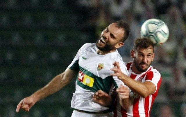Fútbol/Segunda.- Crónica del Elche - Girona, 0-0