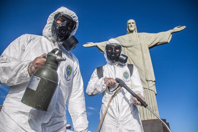 Brasil.- Brasil sobrepasa las 112.000 muertes por COVID-19 tras sumar en un día