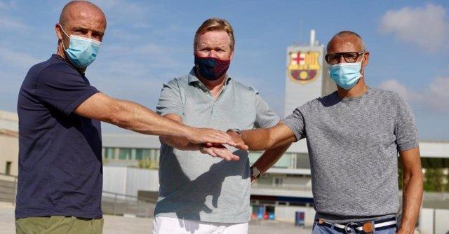 Fútbol.- Henrik Larsson y Alfred Schreuder serán los ayudantes de Koeman en el B