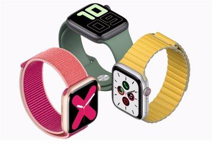 Portaltic.-Apple dominó más de 50% del mercado de 'smartwatches' en el primer semestre de 2020