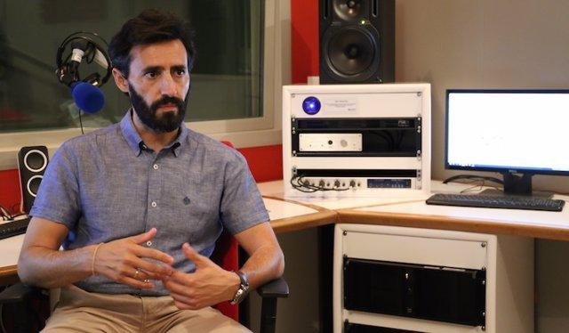 El investigador del Departamento de Comunicación y Educación de la Universidad Loyola, Francisco José Cuadrado