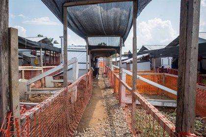 RDCongo.- El brote de ébola en el oeste de República Democrática del Congo alcanza el centenar de casos