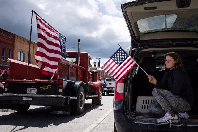 Economía.- La recuperación de EEUU acelera en agosto, según PMI