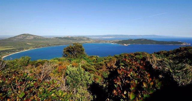 Parc Natural regional de Port del Comte a L'Alguer, a la illa de Sardenya