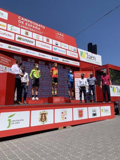 La Sierra de Cazorla acoge el Campeonato de España de Ciclismo contrarreloj