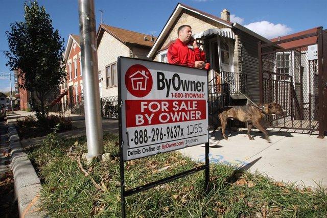 Vivienda en venta en Chicago, EEUU