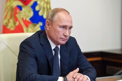 Bielorrusia.- El Kremlin dice estar dispuesto a ayudar a Bielorrusia a solucionar la crisis política
