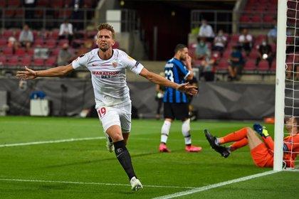 El Sevilla amplía su reinado en la Europa League con el sexto título