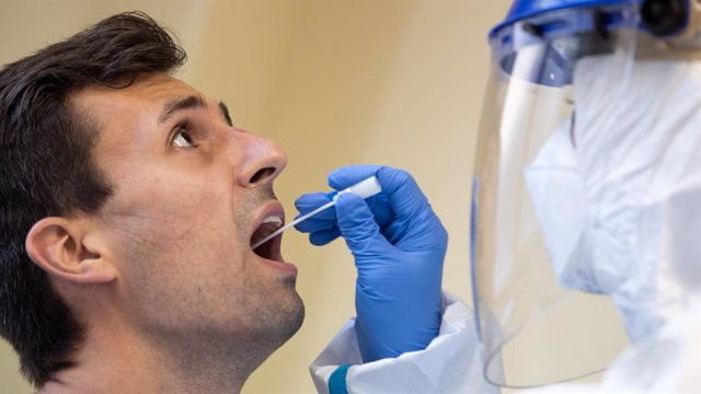 Coronavirus testing in Cologne