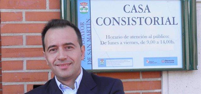 El portavoz de CCD-CI en Aldeamayor, Félix Antonio Calleja, presenta una moción para pedir al Gobierno que los municipios puedan gestionar el cien por cien de sus recursos contra la COVID-19.