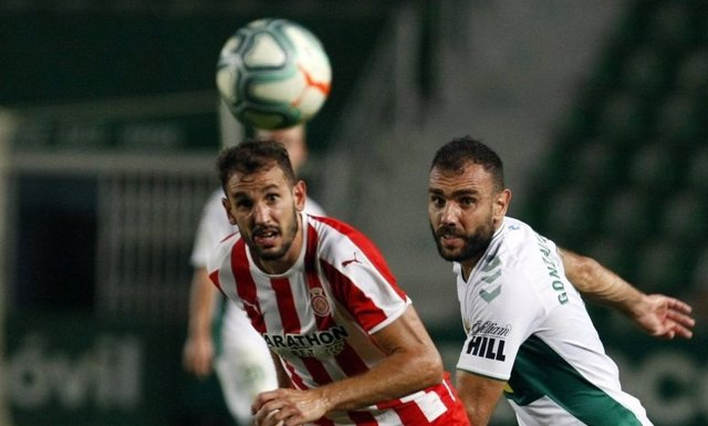 Fútbol/Segunda.- Previa del Girona - Elche