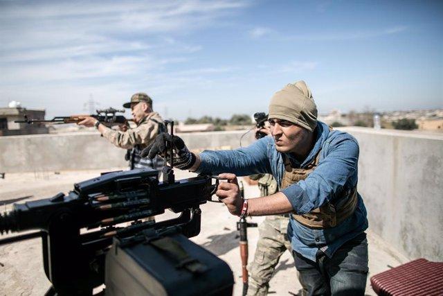 Libia.- El Consejo Superior del Estado libio rechaza el diálogo directo con Haft